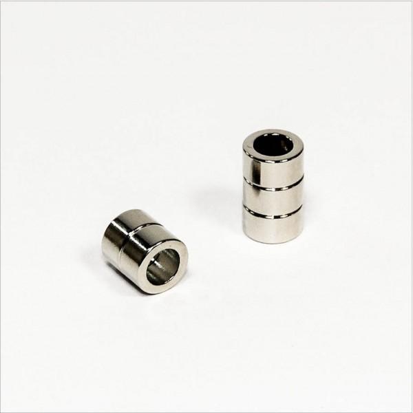 D9,4-d6x5mm - N42 NdFeB Ring Magnet - NiCuNi