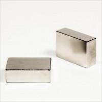 30x20x10mm - N52 NdFeB Quader Magnet - NiCuNi