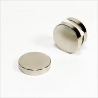 D30x6mm - N42 NdFeB Scheiben Magnet - NiCuNi