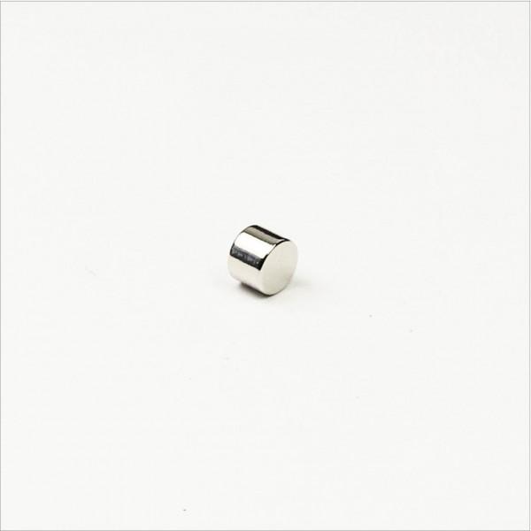 D4x3mm - N45 NdFeB Scheiben Magnet - NiCuNi