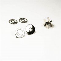 D14x2mm - NdFeB Magnet Knopf