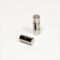 D6x6mm - N48 NdFeB Scheiben Magnet - NiCuNi
