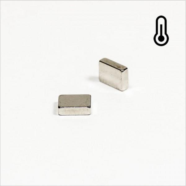 6x4,5x1,8mm - 45SH NdFeB Quader Magnet - NiCuNi
