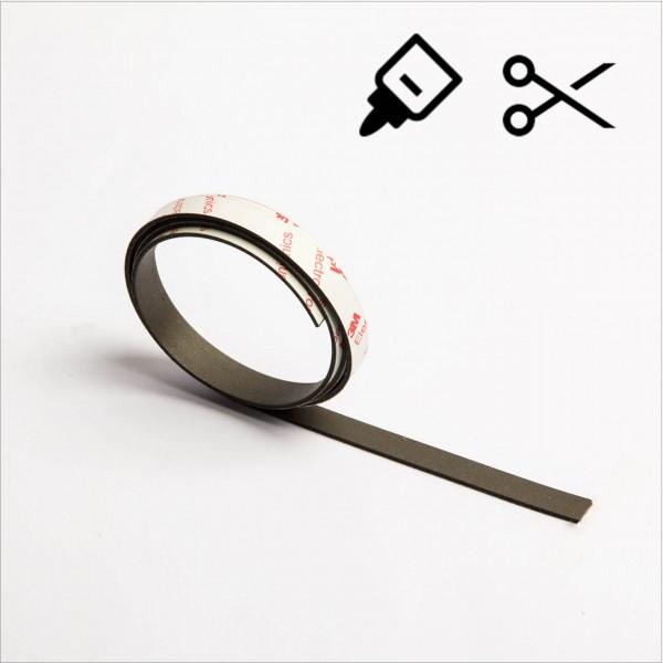 Neodym Magnetic Tape self-adhesive 10mm