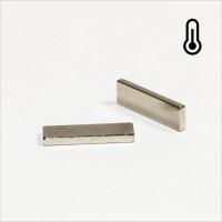 20x6x2mm - 45SH NdFeB Quader Magnet - NiCuNi