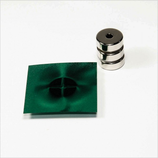 D20-d5x7mm - N52 NdFeB Ring Magnet Multipol - NiCuNi