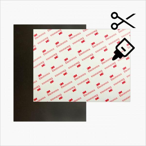 Neodym Magnetfolie selbstklebend 200x150mm