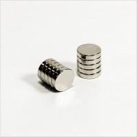 D9x2mm - N42 NdFeB Scheiben Magnet - NiCuNi