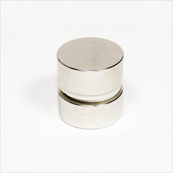 D35x15mm - N42 NdFeB Scheiben Magnet - NiCuNi