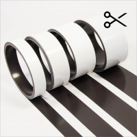 Magnetband weiß
