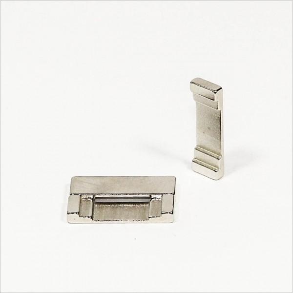 Slotcar NdFeB Magnet 25x8x3mm