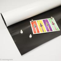 620x0,5mm - Ferrofolie selbstklebend B-Ware