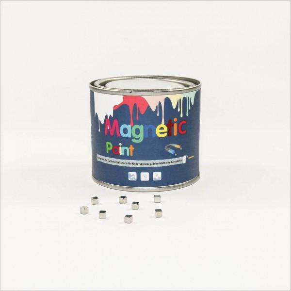 Magnetfarbe Magnetic Paint - Set 250ml