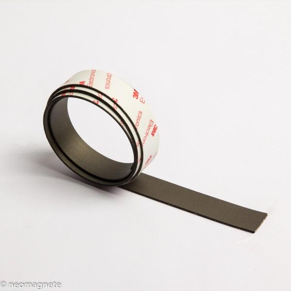 Neodym Magnetband selbstklebend 20mm