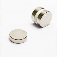 D25x7mm - N42 NdFeB Scheiben Magnet - NiCuNi