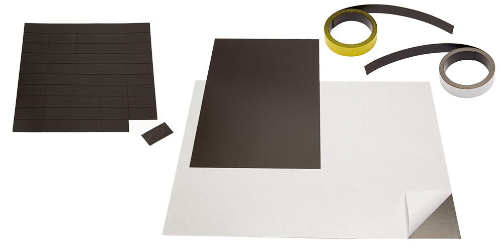 Magnetic Sheets / Tapes