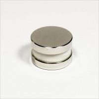 D40x8mm - N42 NdFeB Scheiben Magnet - NiCuNi