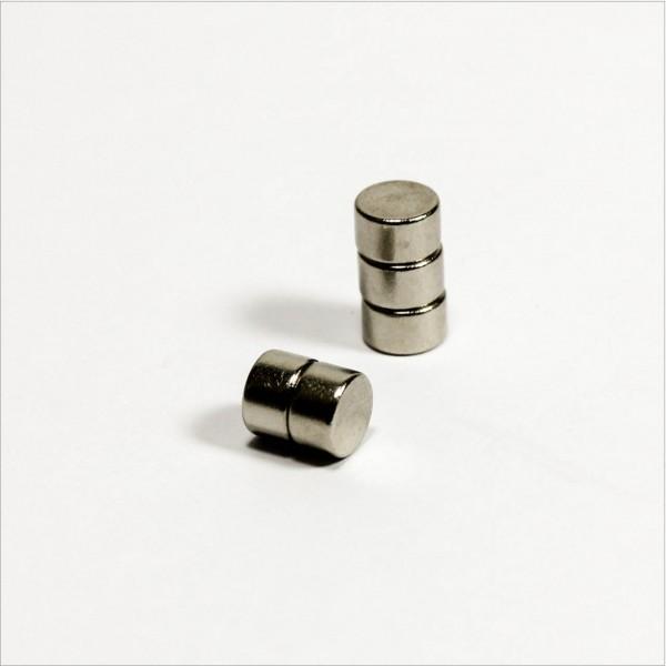D5x3mm - N45 NdFeB Scheiben Magnet - NiCuNi