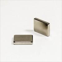 17x13x3mm - N48 NdFeB Quader Magnet - NiCuNi