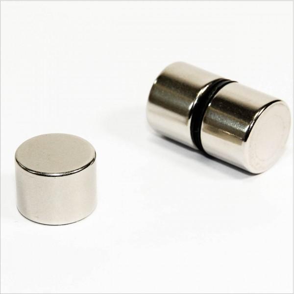 D20x15mm - N42 NdFeB Scheiben Magnet - NiCuNi
