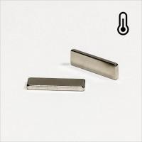 20x6x1,8mm - 45SH NdFeB Quader Magnet - NiCuNi