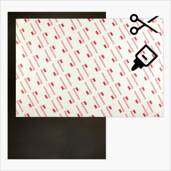Neodym Magnetfolie selbstklebend 200x300mm