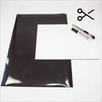 Magnetfolie weiß A4 - Set 20 St.