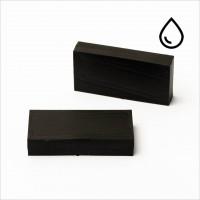 48,8x23,4x6,53mm - N35 NdFeB Quader Magnet - gummiert/wasserfest
