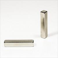 50x9x9mm - N42 NdFeB Quader Magnet - NiCuNi