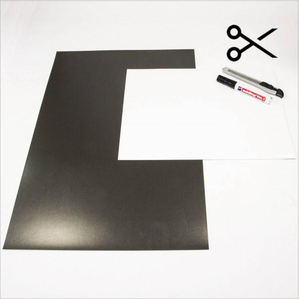 Ferrofolie Artpaper