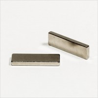 25x7,8x2,5mm - N48 NdFeB Quader Magnet - NiCuNi