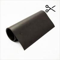 Magnetfolie 200x0.8mm unbeschichtet Rolle